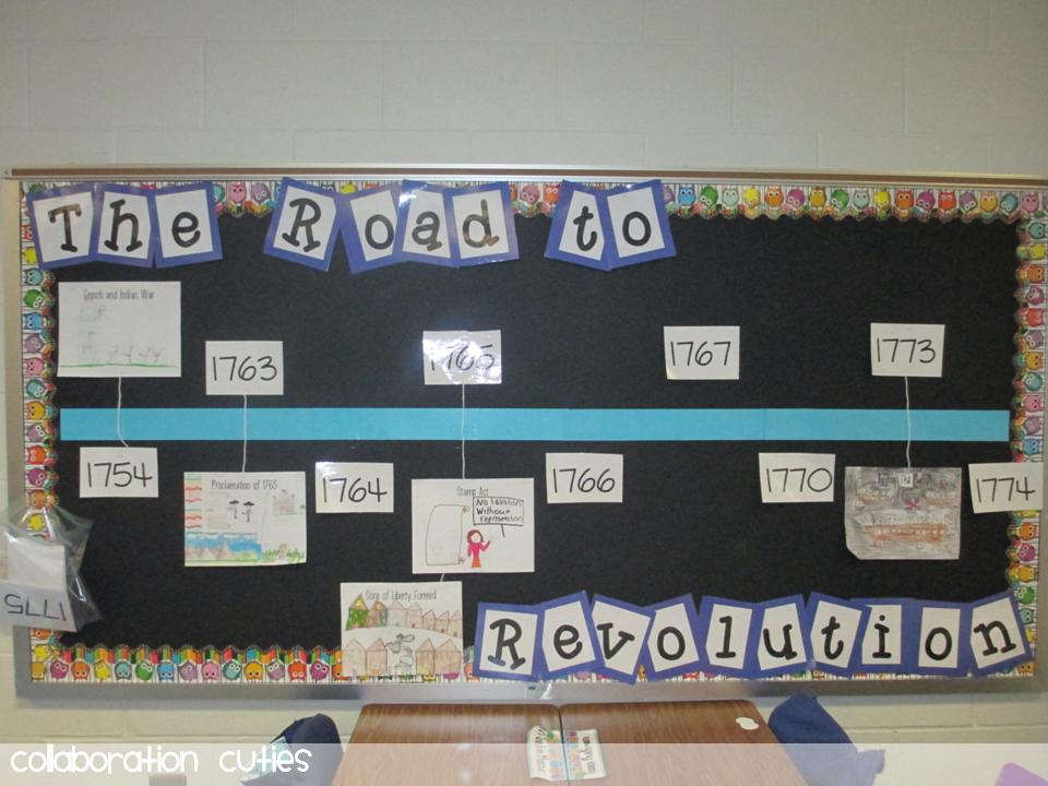 Paul Revere American Revolution Timeline