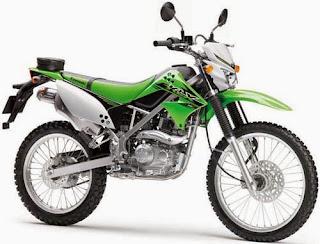 Harga Kawasaki KLX 150L