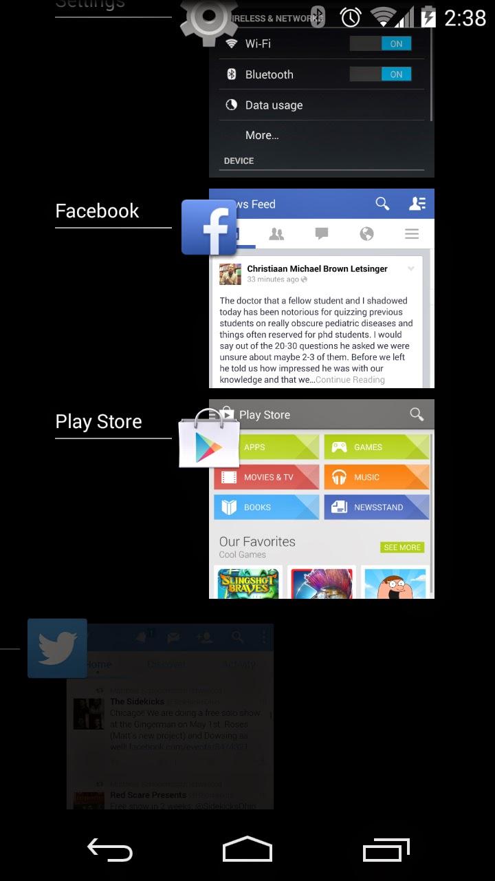 Cara Menutup Aplikasi di Android