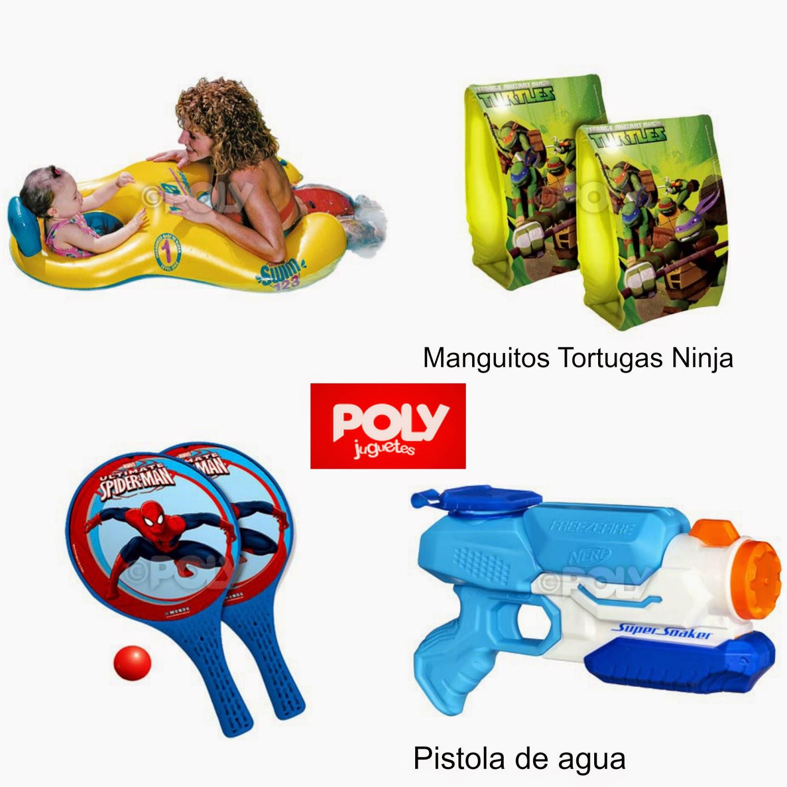 Juguetes Playa Thader