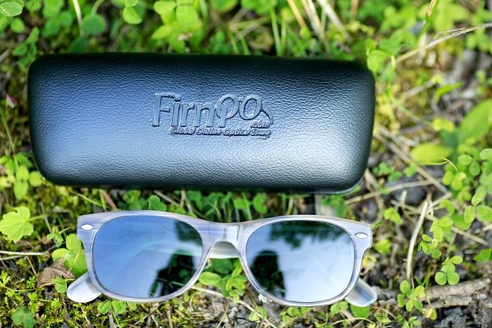 fashion sunglasses, Firmoo grey vintage sunglasses