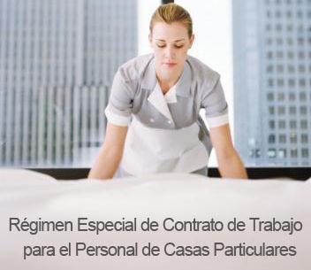 Ley R Gimen Especial De Contrato De Trabajo Para El