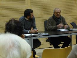 Rovereto. Biblioteca Tartarotti. Con Maurizio Cau