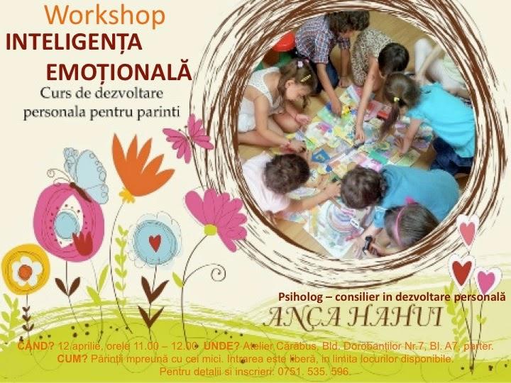 Curs de dezvoltare personala pentru părinți