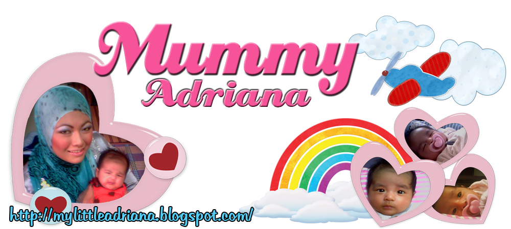 ♥♥Mummy Adriana♥♥
