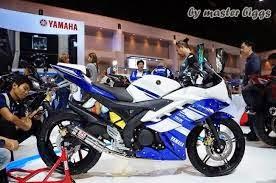 modifikasi motor yamaha yzf r15 knalpot yoshimura