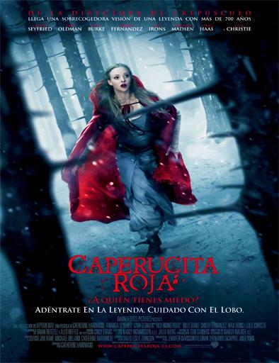 Ver La chica de la capa roja (Red Riding Hood) (2011) Online