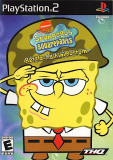 SpongeBob SquarePants: The Battle For Bikini Bottom Ps2 Iso Mega Ntsc Descargar Juegos Para PlayStation 2