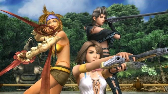 Square Enix HD Final Fantasy Review