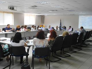 Πραγματοποιήθηκε η ενημερωτική συνάντηση για τα ευρωπαϊκά προγράμματα με συνεργασία Αντιπεριφέρειας Δυτικής Αττικής και ΚΕΔΕ