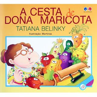 A cesta de dona maricota de tatiana Belinky