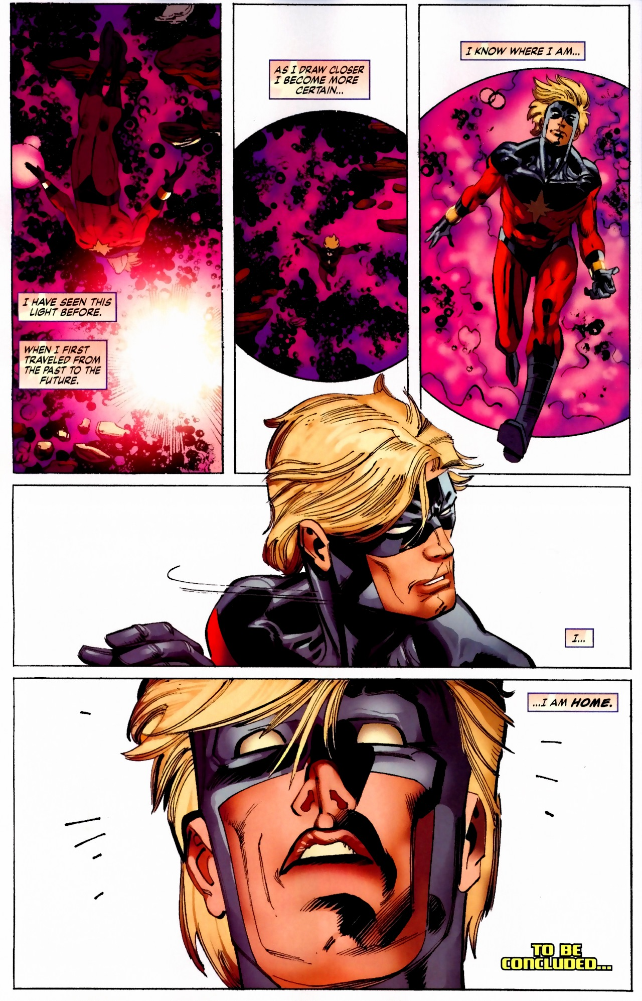 Read online Secret Invasion: The Infiltration comic -  Issue #5 - 24