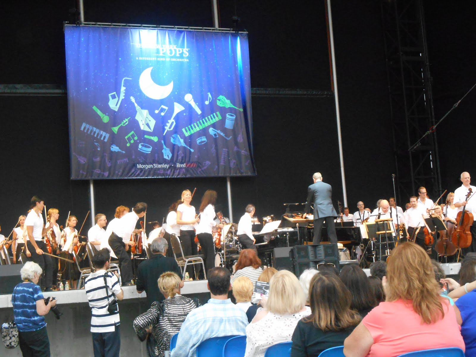New York Pops at Forest Hills Stadium
