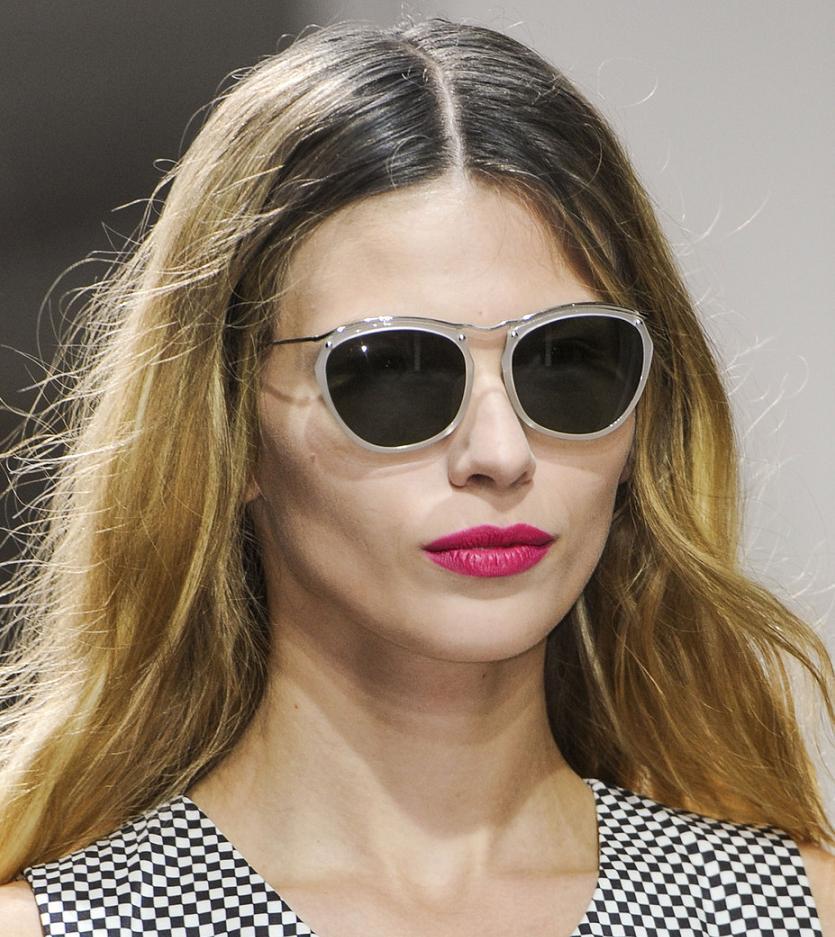 fashion lifestyle dries van noten sunglasses spring 2013 womenswear. Black Bedroom Furniture Sets. Home Design Ideas