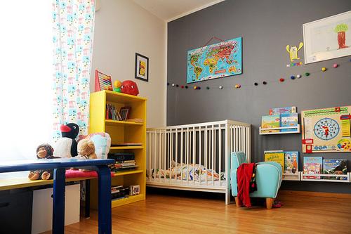 custom nursery art by kimberly modern gender neutral nursery ideas