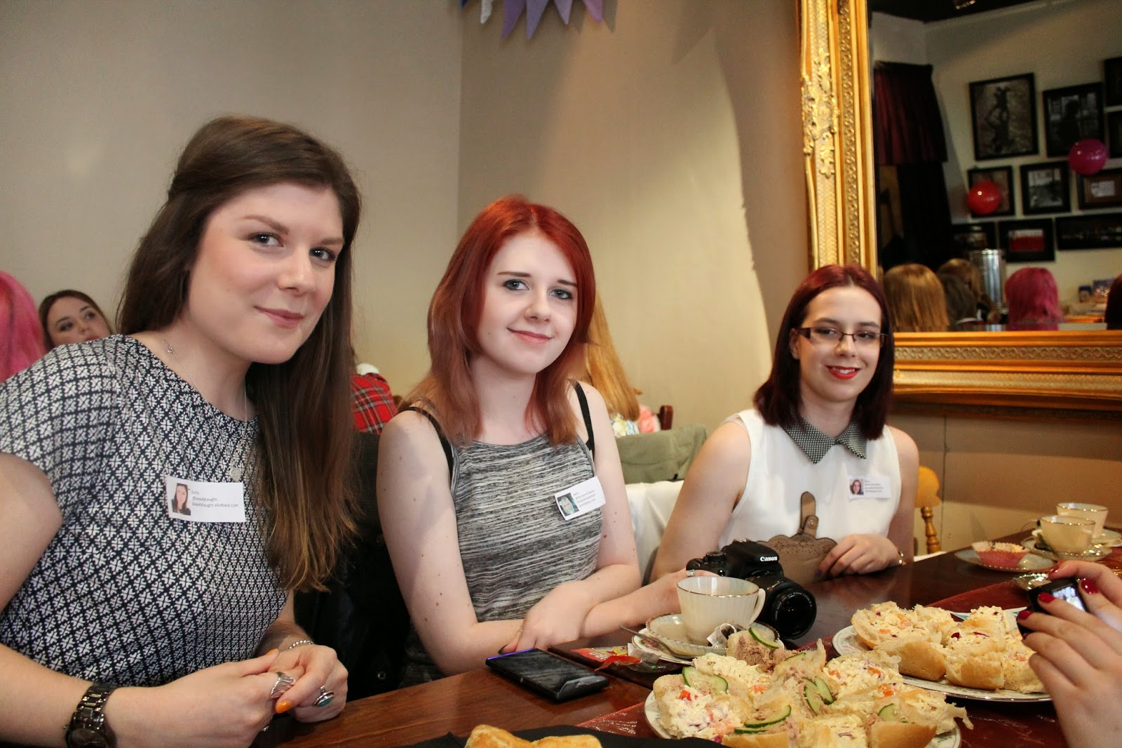 Bloggers Teaspoon - North East Blogger Meet Up, Newcastle