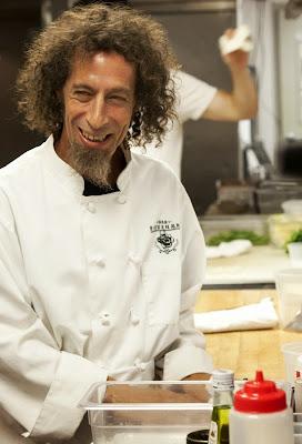 Chef David Ansill at Bar Ferdinand in Philadelphia PA