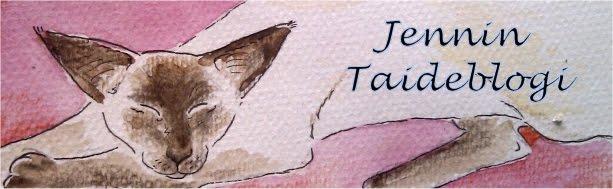 Jennin Taideblogi