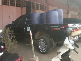 Pengiriman Toyota Hilux Jakarta ke Palangkaraya