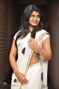 Alekhya Latest Photos in Saree at Donga Prema Audio-thumbnail-5