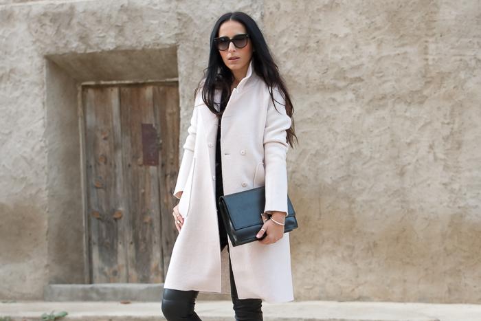 Blogger de Valencia con outfit casual chic comodo