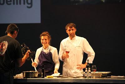Iñaki Aizpitarte en Gastronomika 2012 Blog Esteban Cadevila