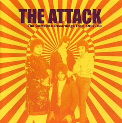 The Attack-The Complete Recordings from 1967-68
