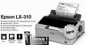Driver Printer Epson Lx 310
