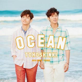 TVXQ DBSK Tohoshinki 東方神起 - OCEAN