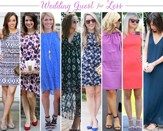 Bloggers Who Budget Wedding Guest for Less