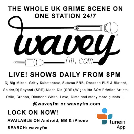 Lock Into Wavey FM