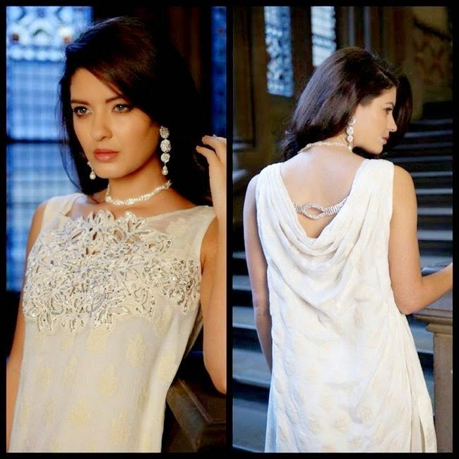 Summer Dress Collection Saira Habib