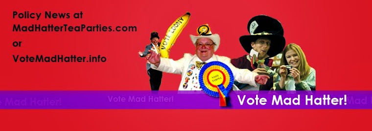 Vote Mad Hatter