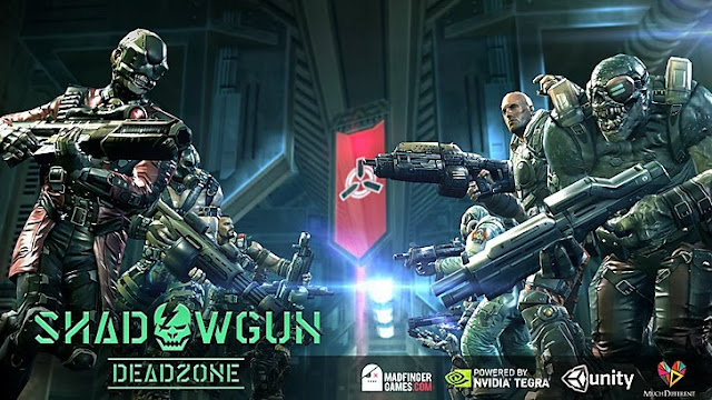 Shadowgun: Deadzone v2.2.2 Apk + Data Mod [Unlimited / Unlocked / Premium Member]