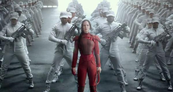 Katniss Everdeen y el Distrito 13