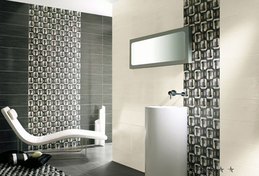 Original Bathroom Tiles Design  Interior Design And Deco