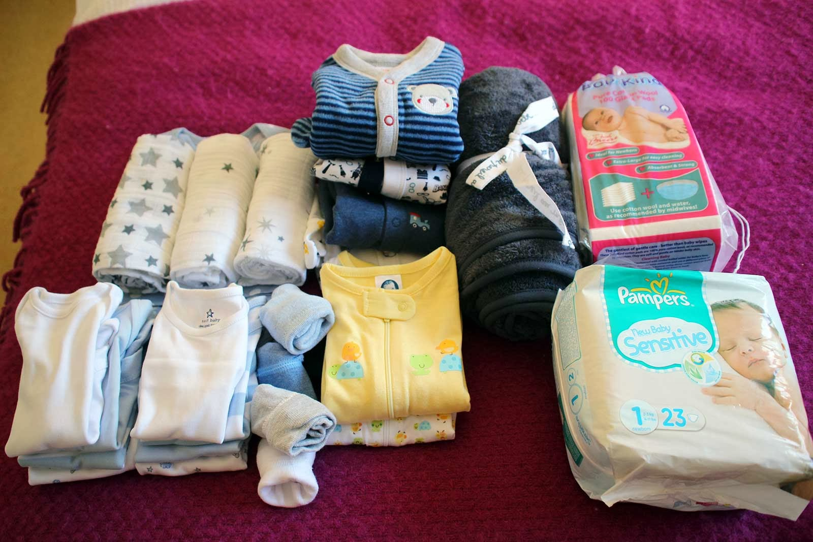 What Should I Pack In My Hospital Maternity Bag One Fat Mother