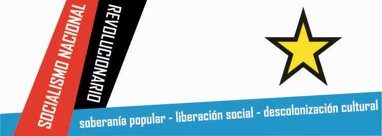 SOCIALISMO NACIONAL REVOLUCIONARIO