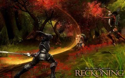 Kingdoms of Amalur: Reckoning Screenshots 1