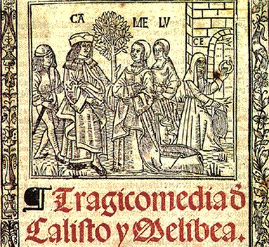 La literatura prerenacentista la celestina celestina for La celestina argumento