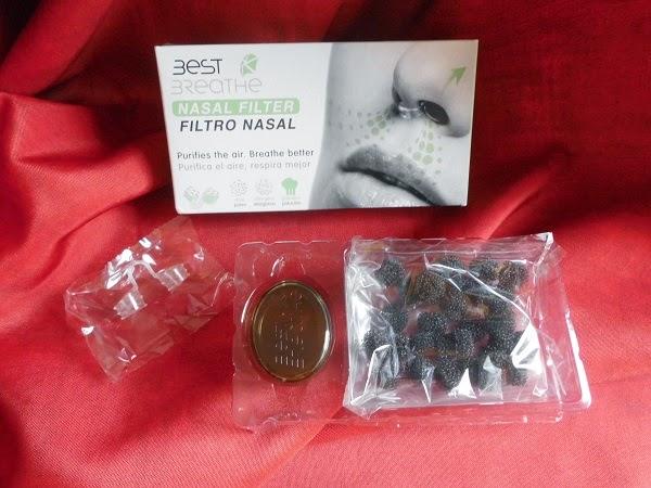 filtro nasal