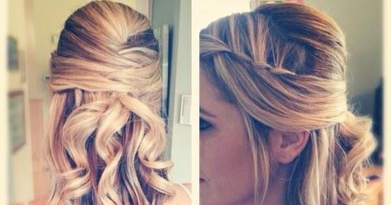 Haarstyle vir troues