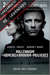 Millennium – Os Homens Que Não Amavam as Mulheres Legendado