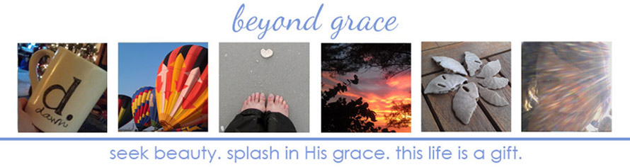 Beyond Grace