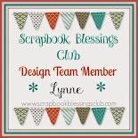 Scrapbook Blessing Club