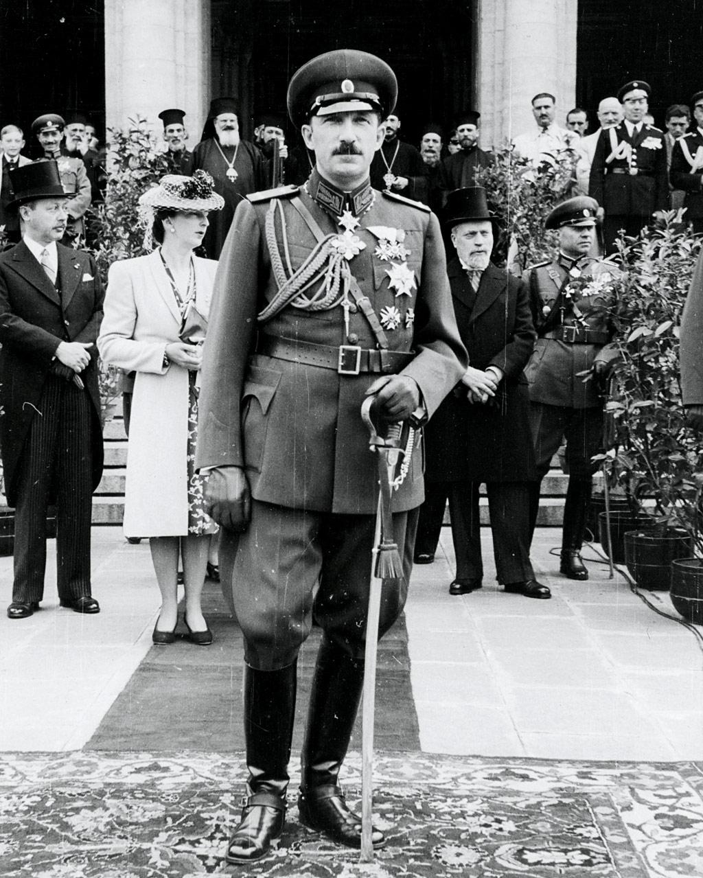 Царь болгарии борис 9 фотография