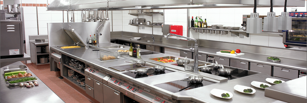 how to clean commercial kitchen equipment