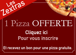 Le-kiosque-a-pizzas: une pizza Gratuite pour tout achat
