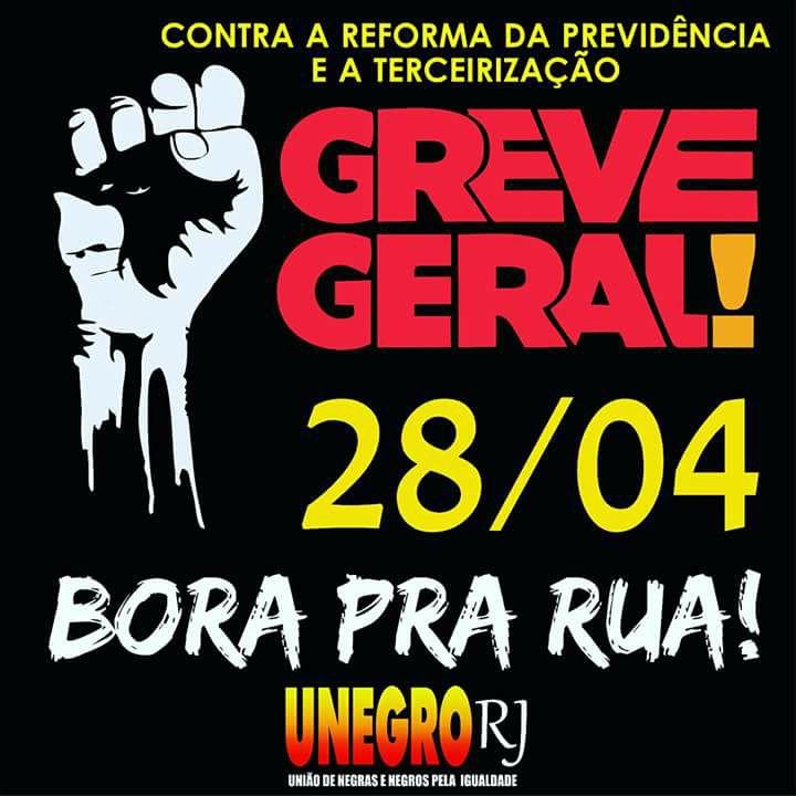 BORA PRA RUA!!!