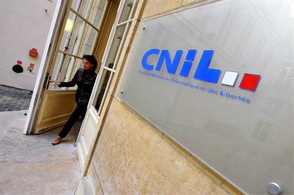 Google es multado en Francia - CNIL